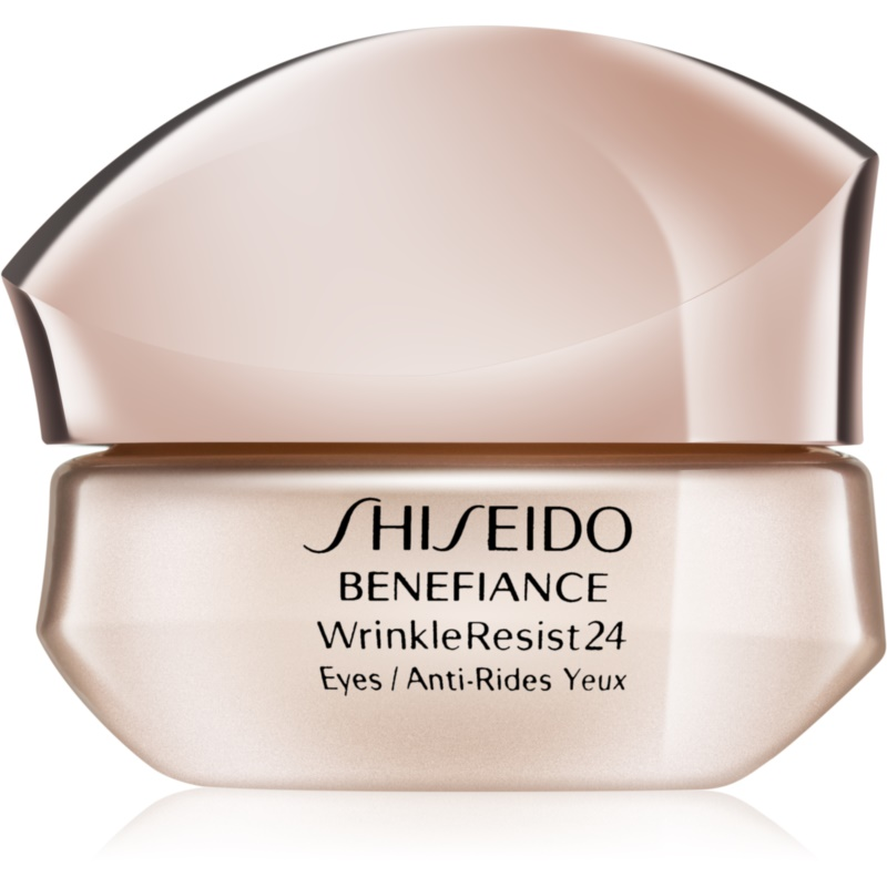 Shiseido Benefiance WrinkleResist24 Intensive Eye Contour Cream Gl�ttende Anti-Aging Augenpflege