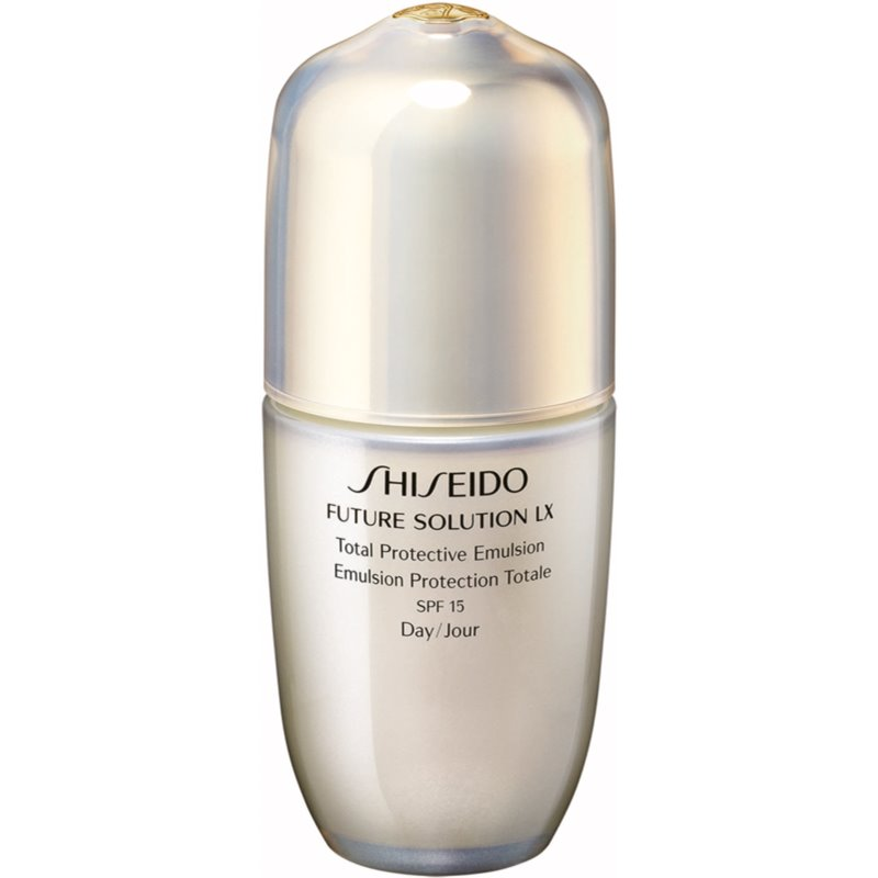 Shiseido Future Solution LX Total Protective Emulsion sch�tzende Tagesemulsion LSF 15
