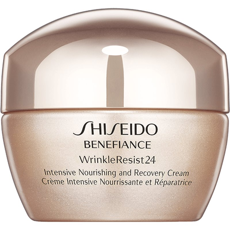 Shiseido Benefiance WrinkleResist24 Intensive Nourishing and Recovery Cream intensive n�hrende Creme gegen Falten