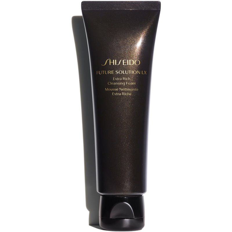 Shiseido Future Solution LX Extra Rich Cleansing Foam Luxuri�ser Premium-Reinigungsschaum