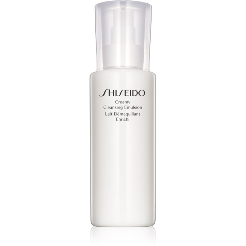Shiseido Generic Skincare Creamy Cleansing Emulsion Cremig-seidige Reinigungsemulsion