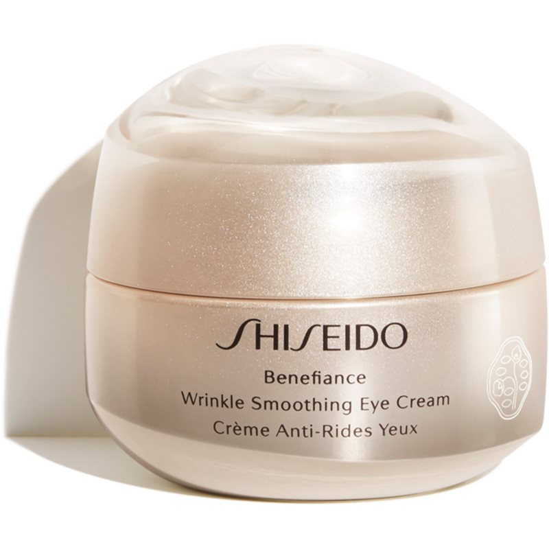 Shiseido Benefiance Wrinkle Smoothing Eye Cream crema de ochi antirid 15 ml thumbnail