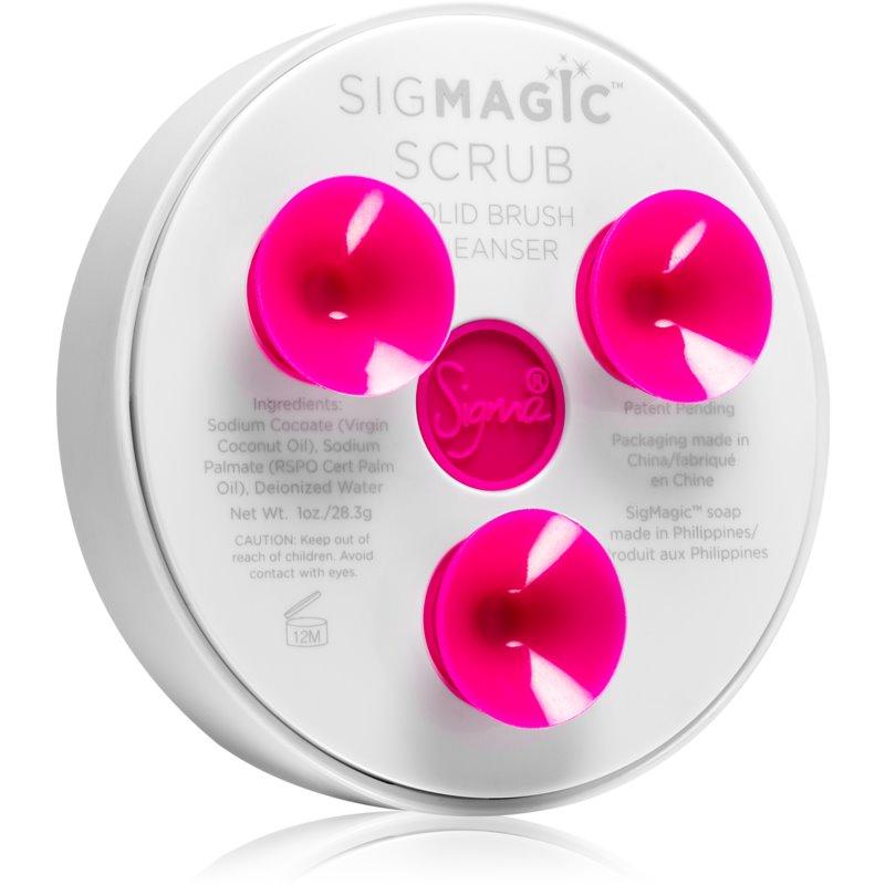 Sigma Beauty SigMagic Scrub tisztító ecset alátét