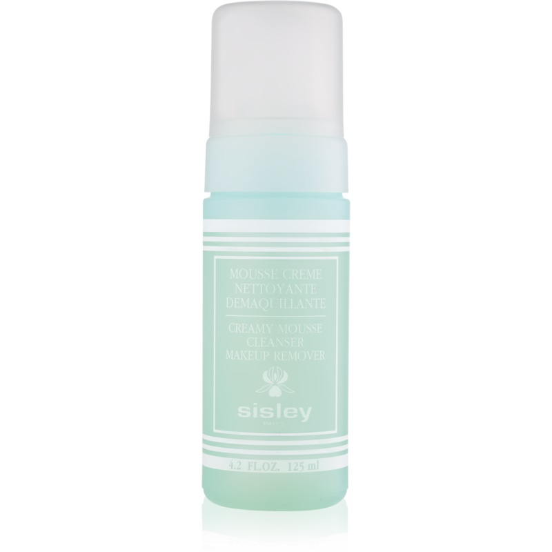 Sisley Creamy Mousse Cleanser & Make-up Remover spuma de curatare 2 in 1 125 ml thumbnail