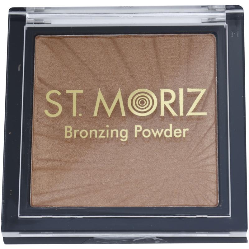 St. Moriz Face polvos bronceadores