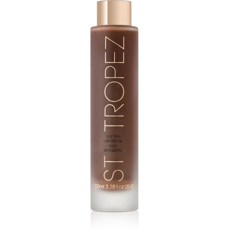 St.Tropez Self Tan aceite autobronceador para el cuerpo