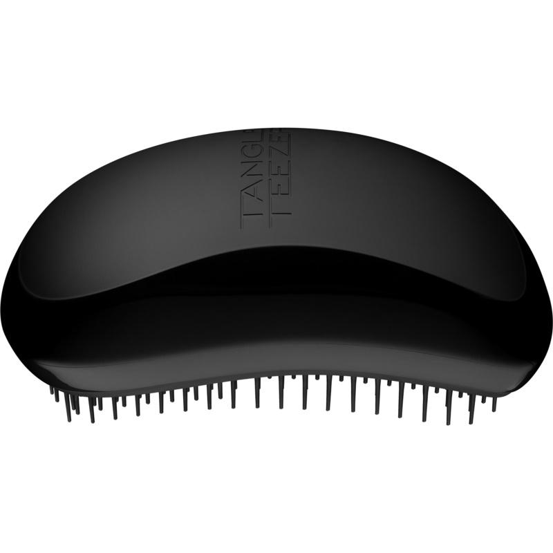 Tangle Teezer Salon Elite hajkefe a rakoncátlan hajra típus Midnight Black