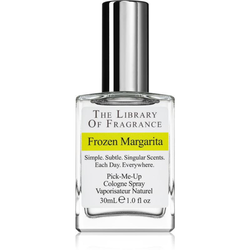 The Library of Fragrance Frozen Margarita kölnivíz unisex 30 ml