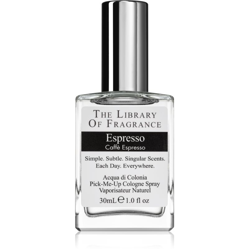 The Library of Fragrance Espresso kölnivíz unisex 30 ml