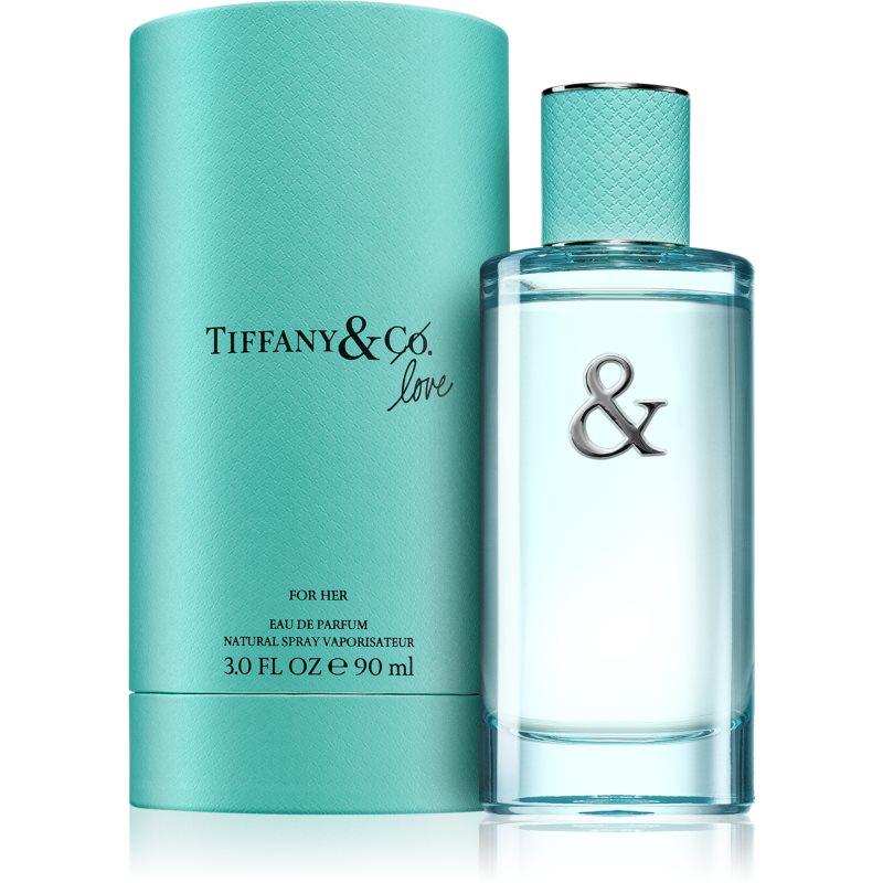 Tiffany & Co. Tiffany & Love Eau de Parfum hölgyeknek 90 ml