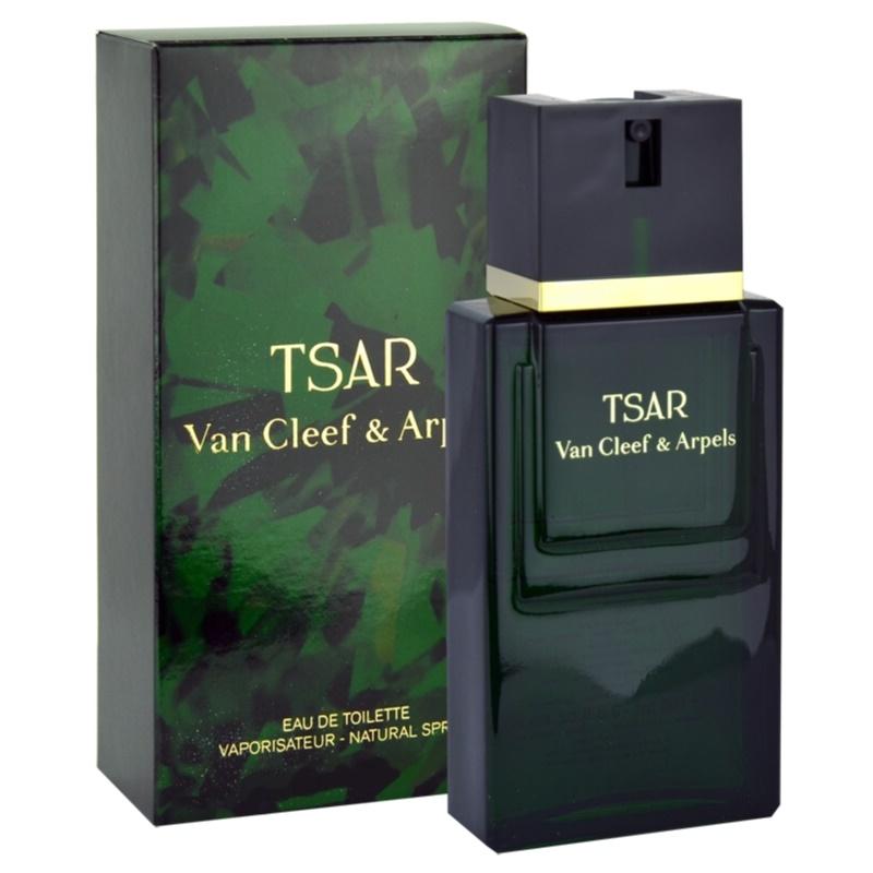 Van Cleef & Arpels Tsar eau de toilette uraknak 50 ml