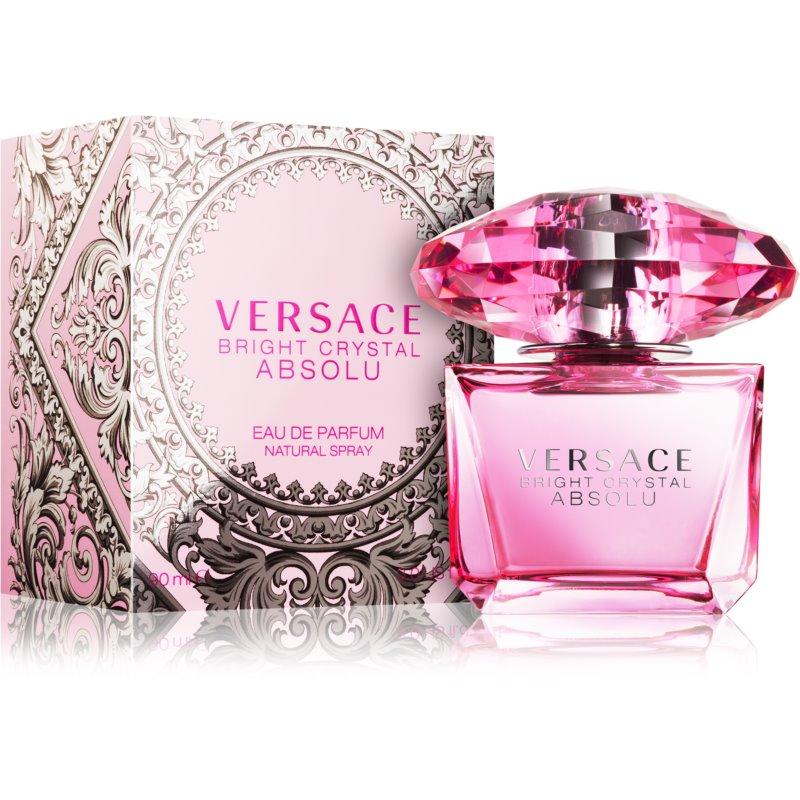 perfume versace bright crystal dama precio