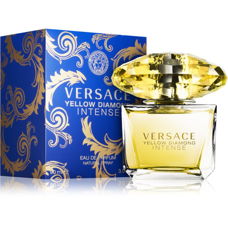 Versace Yellow Diamond Intense eau de parfum para mujer 90 ml