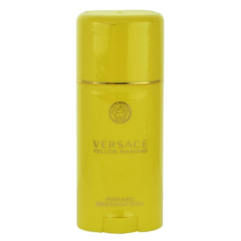 Versace Yellow Diamond stift dezodor hölgyeknek 50 ml