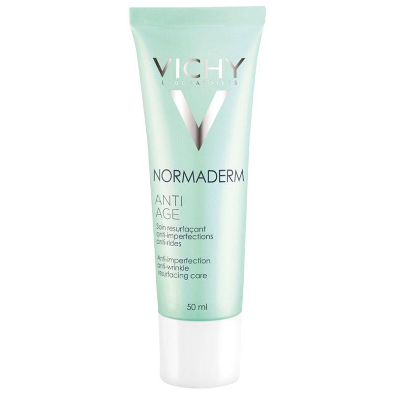 Vichy Normaderm Anti-Age nappali krém az első ráncokra zsíros és problémás bőrre