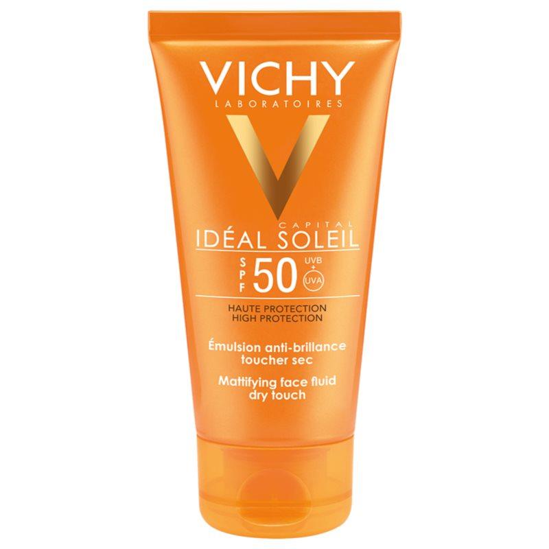 Vichy Capital Soleil fluid protector mat pentru fata SPF 50 50 g thumbnail