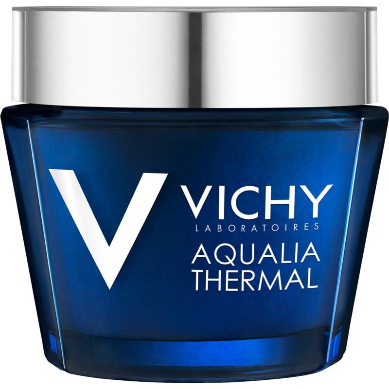 Vichy Aqualia Thermal Spa crema hidratanta de noapte intensiva semne de oboseala 75 ml thumbnail