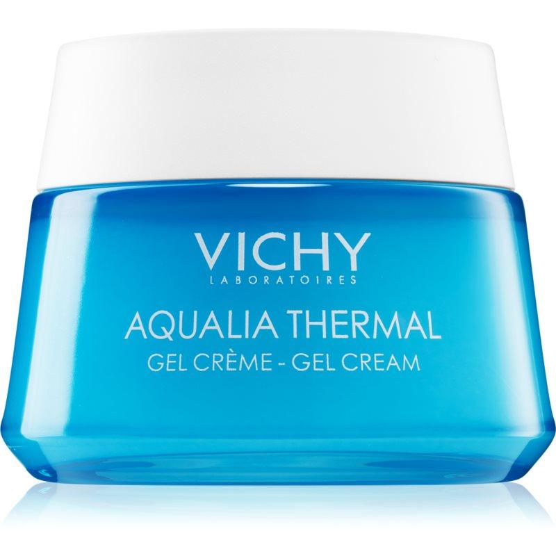 Vichy Aqualia Thermal Gel gel crema hidratant pentru ten mixt 50 ml thumbnail