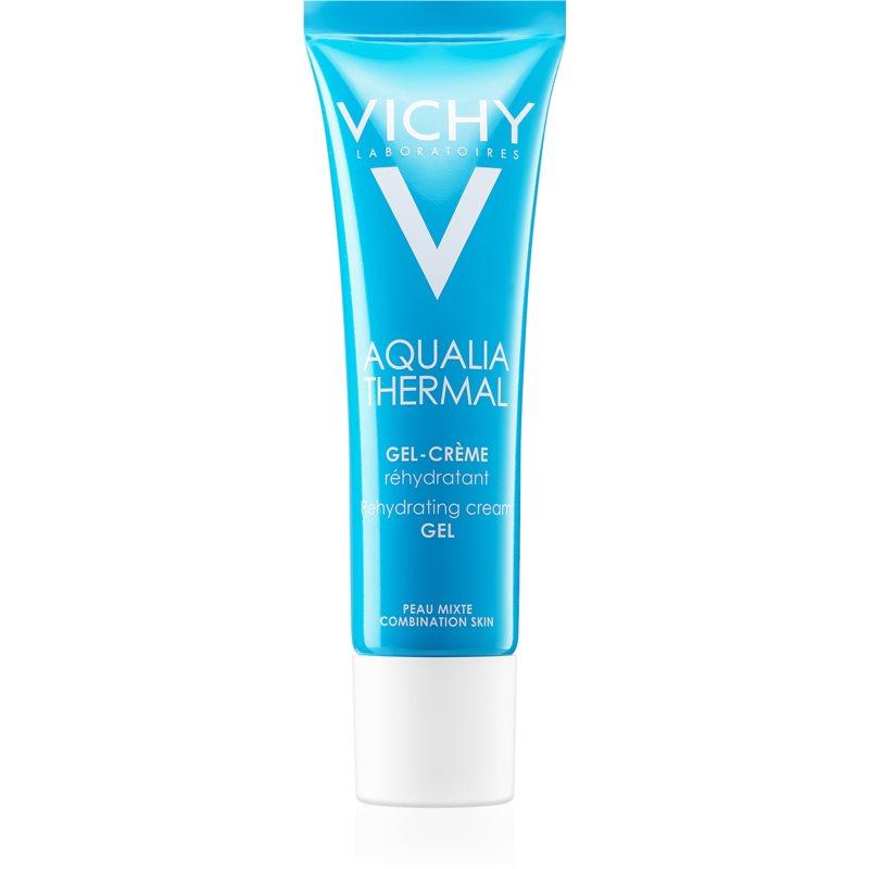 Vichy Aqualia Thermal Gel gel crema hidratant pentru ten mixt 30 ml thumbnail