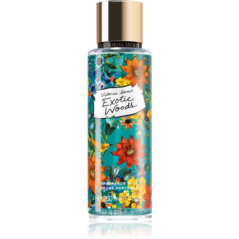Victoria's Secret Wonder Garden Exotic Wood parfümiertes Bodyspray für Damen 250 ml