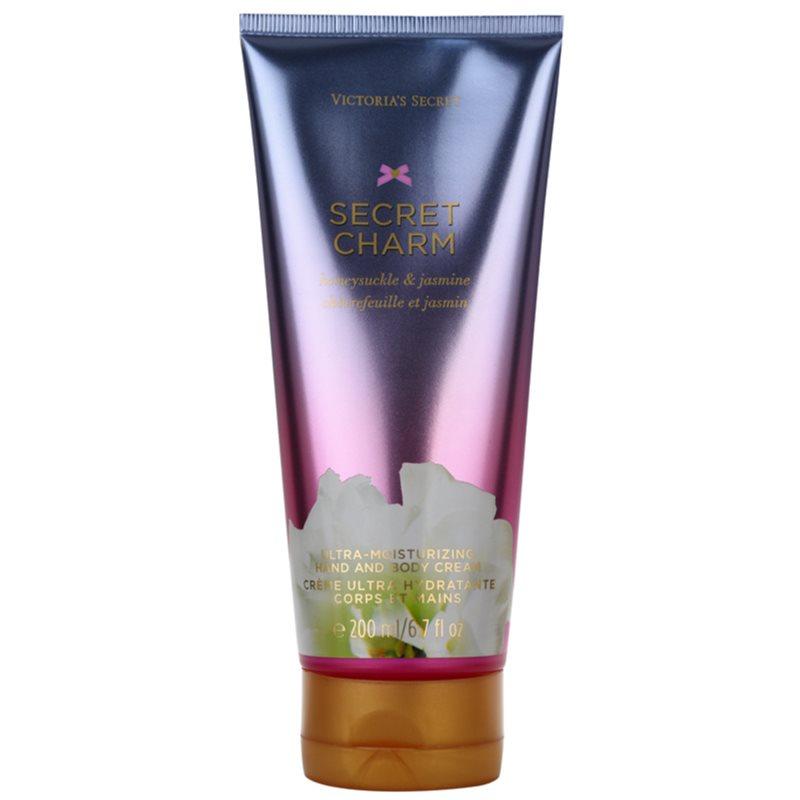 Victoria's Secret Secret Charm Honeysuckle & Jasmine testápoló krém hölgyeknek 200 ml