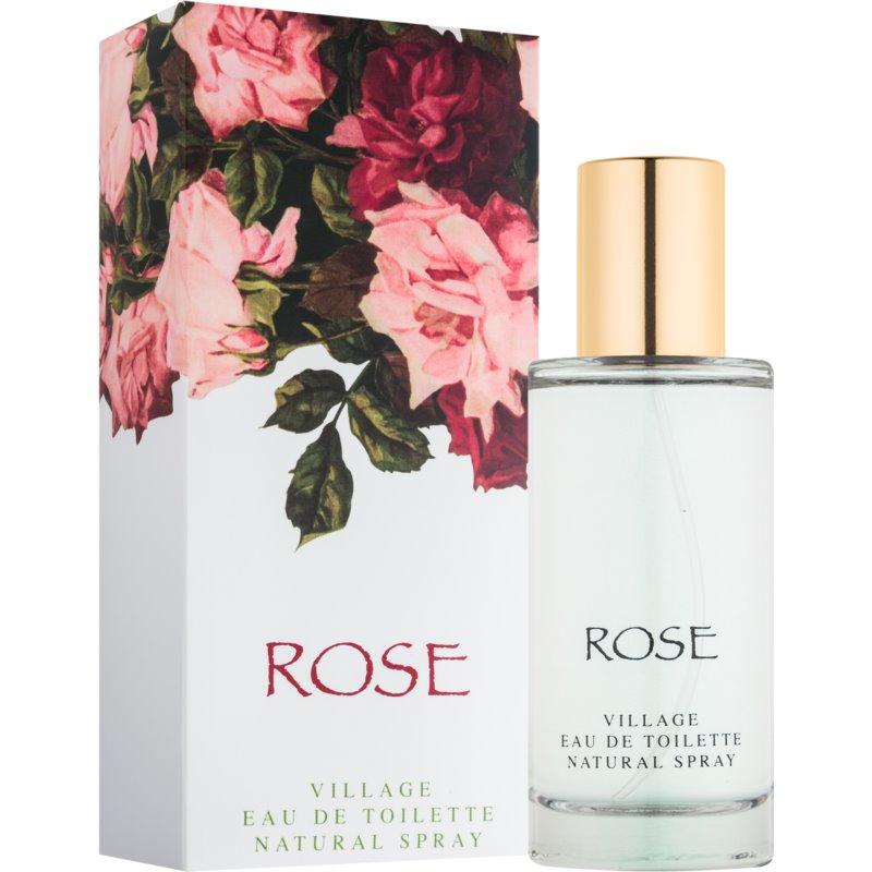 Village Rose Eau de Toilette hölgyeknek 50 ml