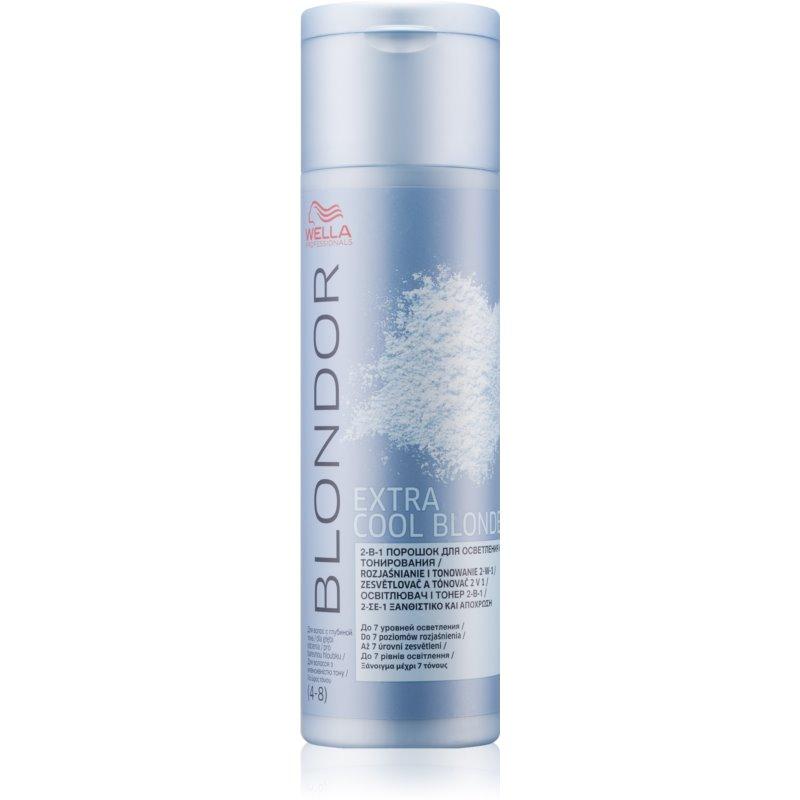 Wella Professionals Blondor pudra decoloranta pentru par blond (Extra Cool Blonde) 150 g thumbnail