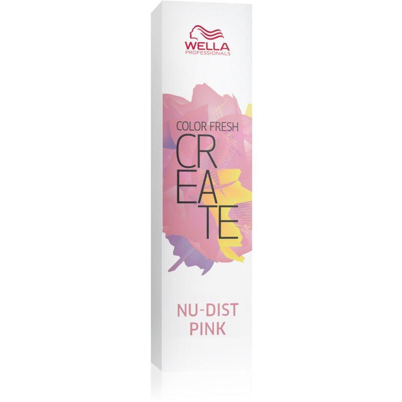 Wella Professionals Color Fresh Create Culoare temporară par culoare Nu-Dist Pink 60 ml thumbnail