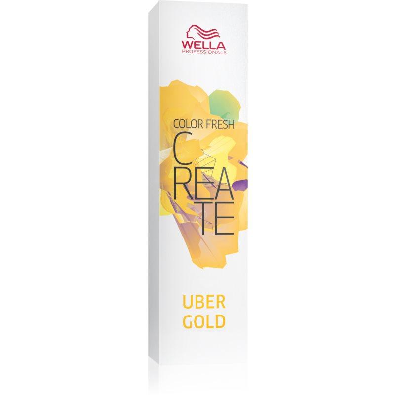 Wella Professionals Color Fresh Create Culoare temporară par culoare Uber Gold 60 ml thumbnail