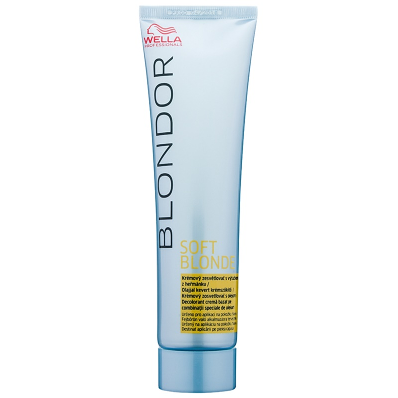 Wella Professionals Blondor crema decoloranta (Soft Blonde) 200 g thumbnail