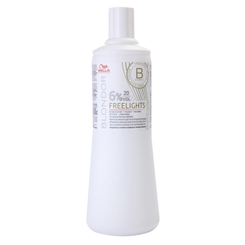 Wella Professionals Blondor lotiune activa (6% 20 Vol) 1000 ml thumbnail