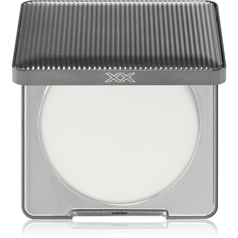 XX by Revolution QUICK FIXX transparentní kompaktní pudr 6,5 g