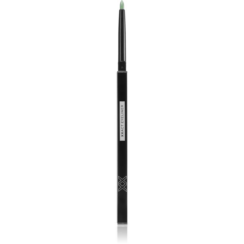 XX by Revolution XXACT EYELINER automatická tužka na oči odstín Camo 0,1 g