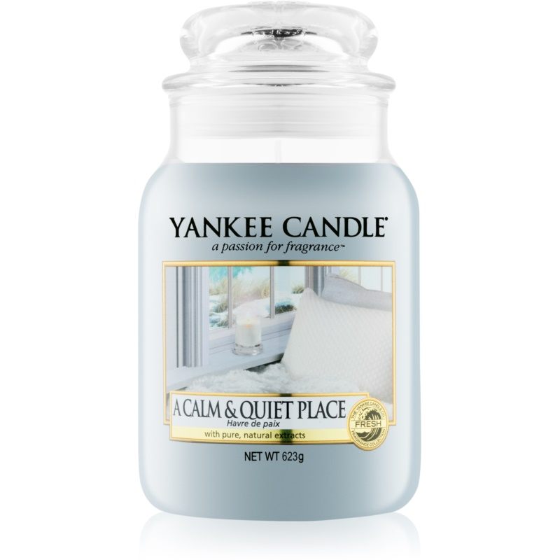 Yankee Candle A Calm & Quiet Place lumânare parfumată Clasic mare 623 g thumbnail