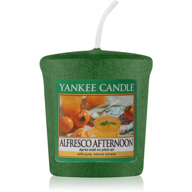 Yankee Candle Alfresco Afternoon lumânare votiv 49 g thumbnail