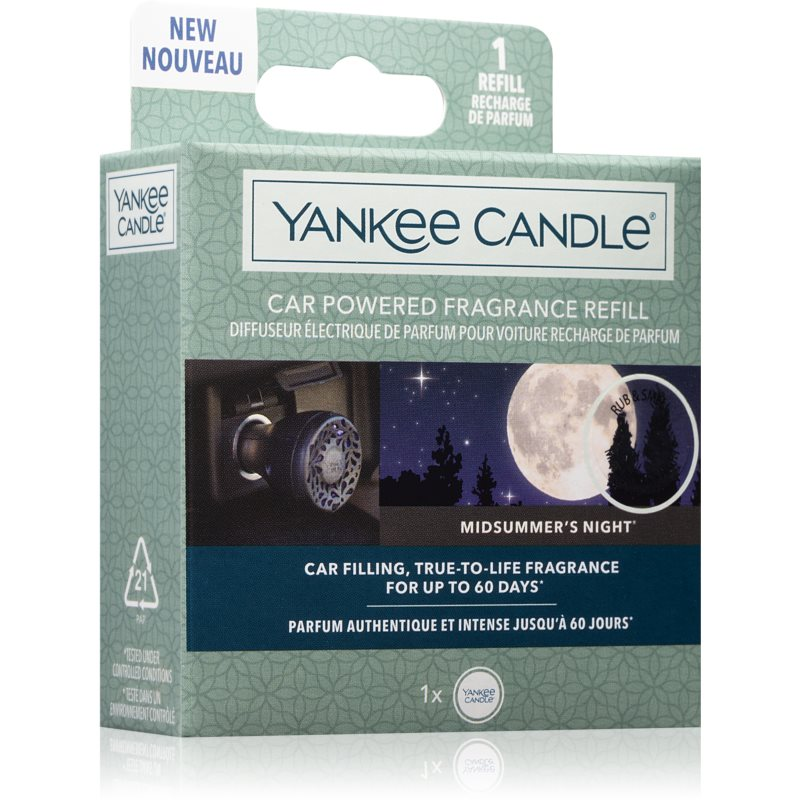 Yankee Candle Midsummer´s Night vôňa do auta