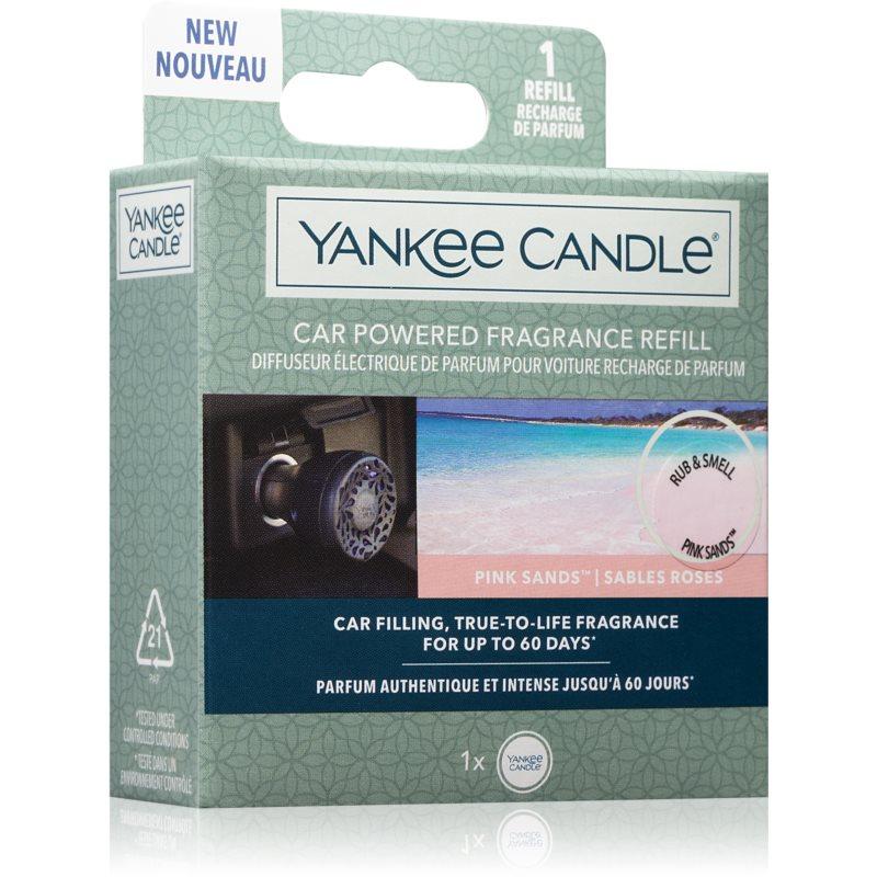 Yankee Candle Pink Sands vôňa do auta
