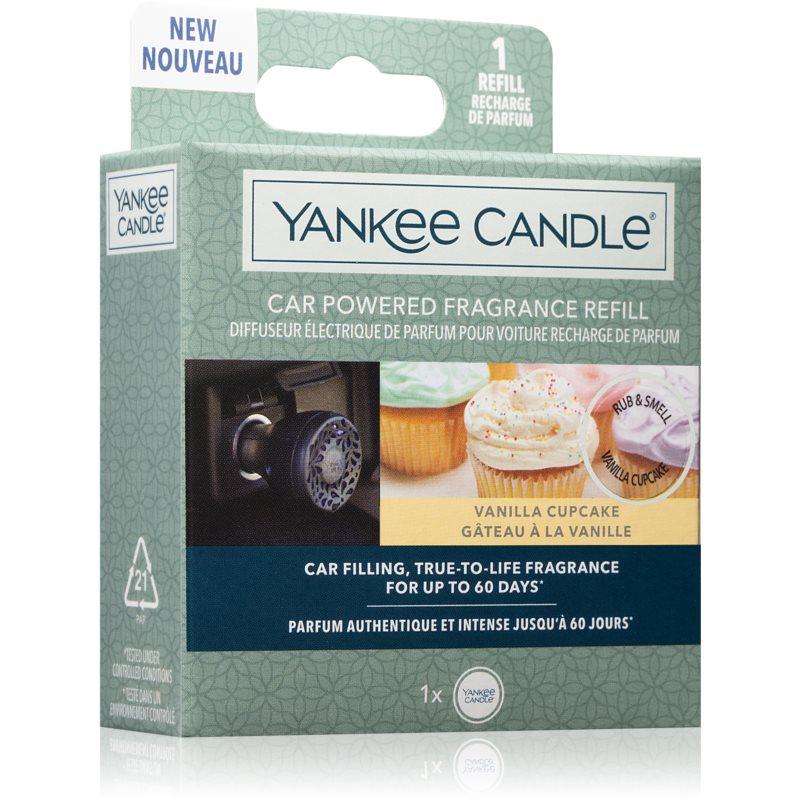 Yankee Candle Vanilla Cupcake vôňa do auta