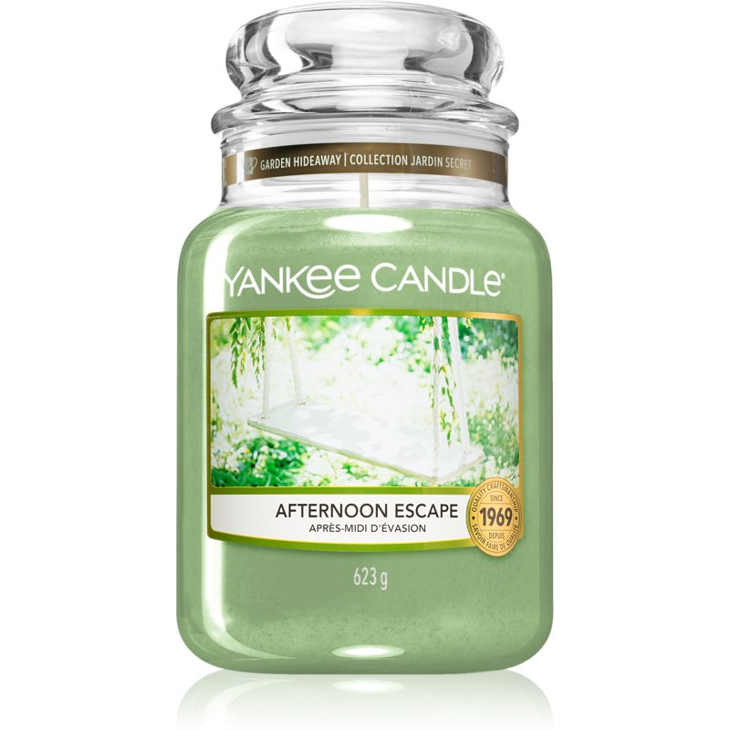 Yankee Candle Afternoon Escape lumânare parfumată Clasic mare 623 g thumbnail