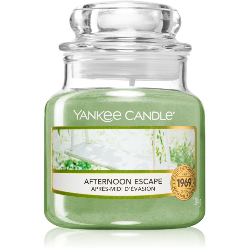 Yankee Candle Afternoon Escape lumânare parfumată Clasic mini 104 g thumbnail