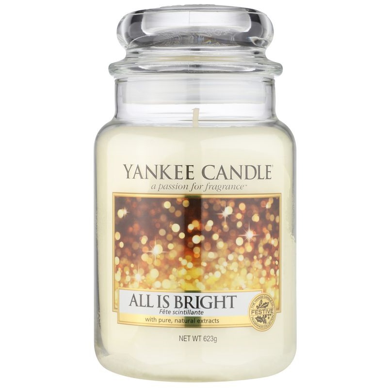 Yankee Candle All is Bright lumânare parfumată Clasic mare 623 g thumbnail