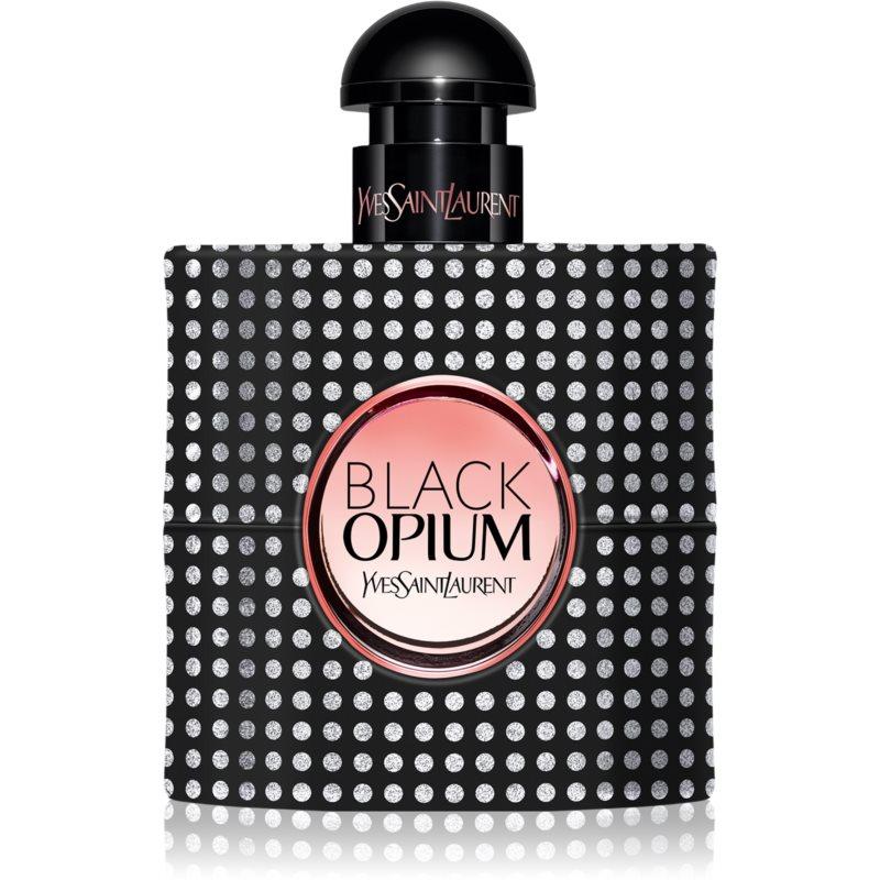 Yves Saint Laurent Black Opium eau de parfum pentru femei editie limitata Shine On 50 ml thumbnail