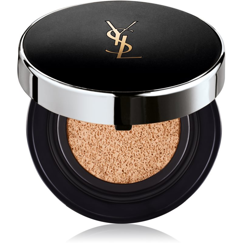 Yves Saint Laurent Encre de Peau All Hours Cushion dlhotrvajúci make-up v hubke SPF 50 odtieň 10 14 g