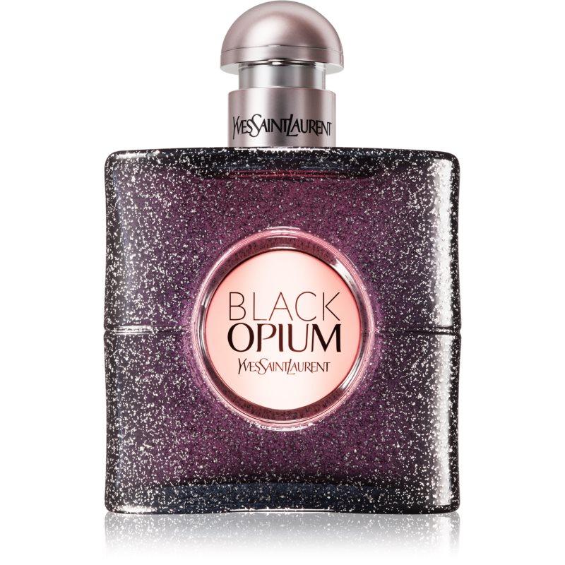 Yves Saint Laurent Black Opium Nuit Blanche eau de parfum pentru femei 50 ml thumbnail