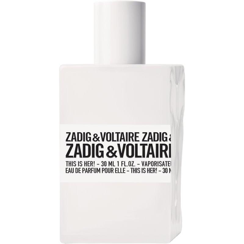 Zadig & Voltaire This is Her! Eau de Parfum for Women 30 ml