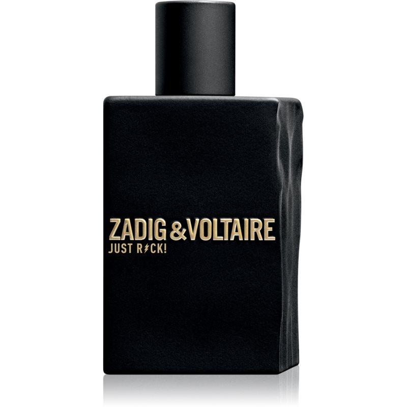 Zadig & Voltaire Just Rock! Pour Lui Eau de Toilette for Men 50 ml thumbnail