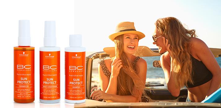BC Bonacure Sun Protect za zaštitu kose od sunca