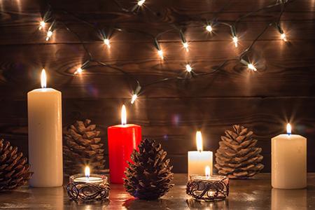 Kouzlo vonných svíček