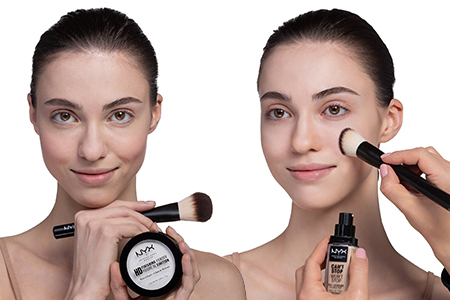 Jak nanášet make-up