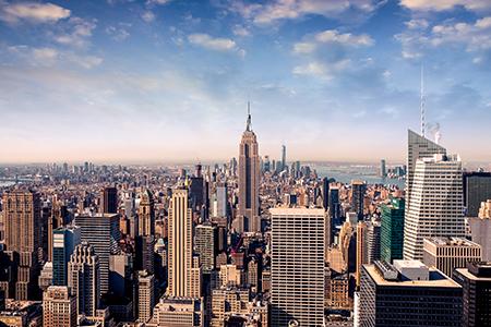 Jak voní New York